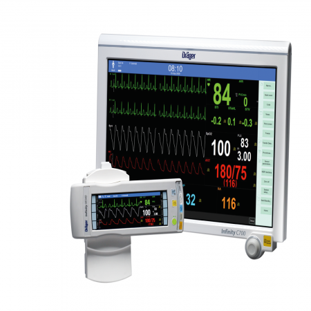 Hệ thống monitor theo dõi bệnh nhân IACS Dräger